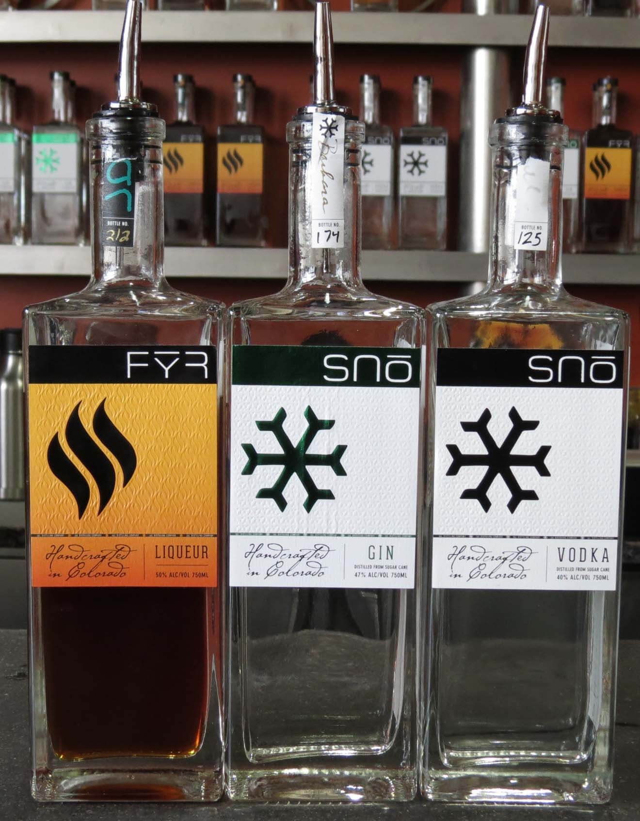 J&L Distilling Products