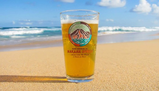 Kai Golden Ale Launches, Benefits Surfrider Foundation