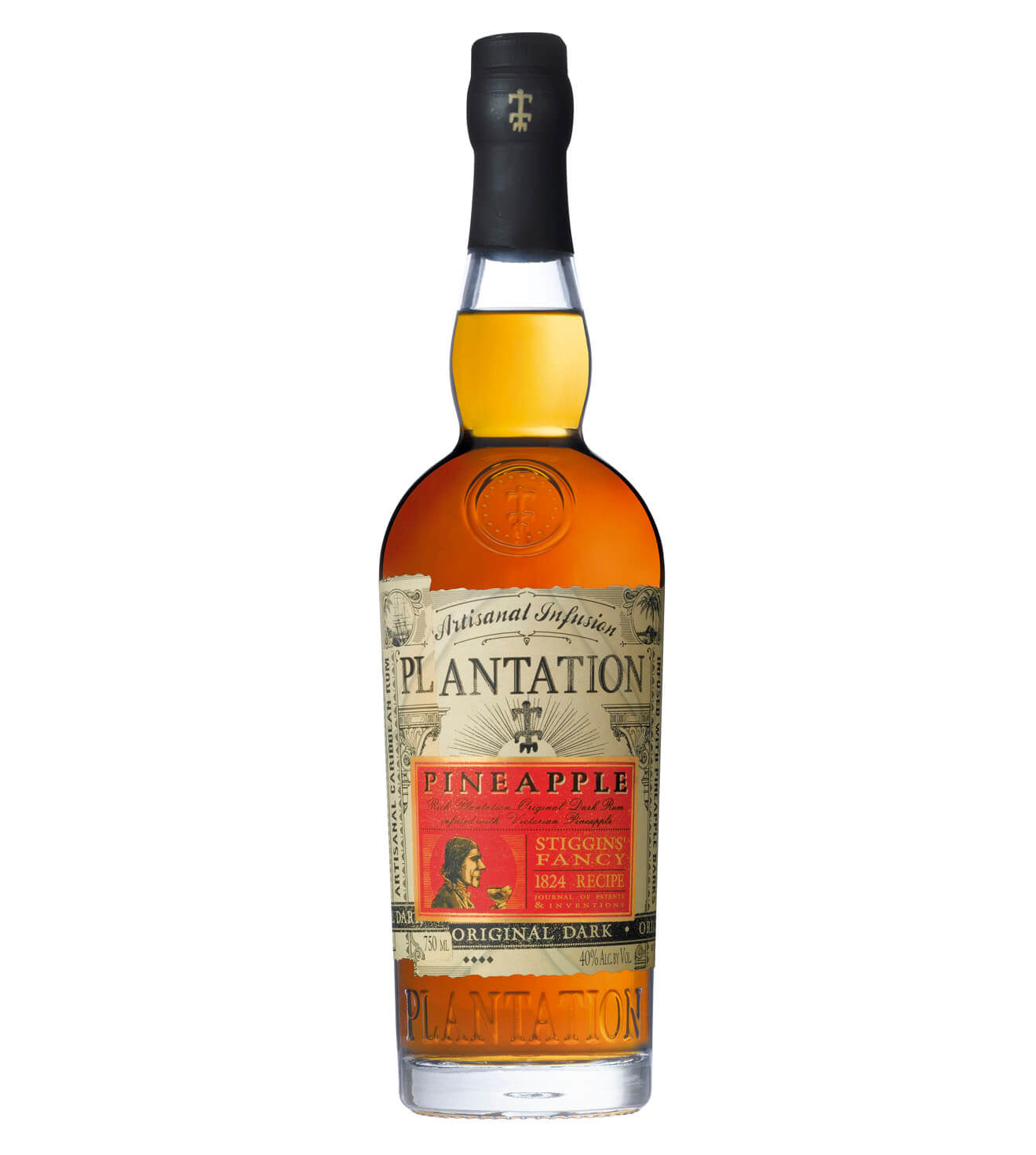 Plantation Rums Stiggins' Fancy Bottle