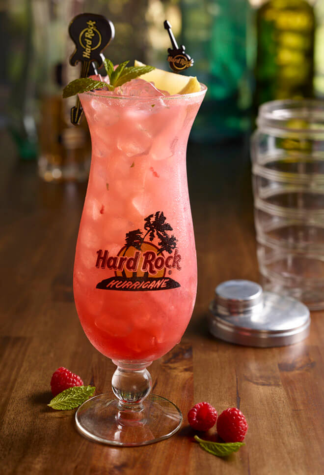 Raspberry Mint Lemonade