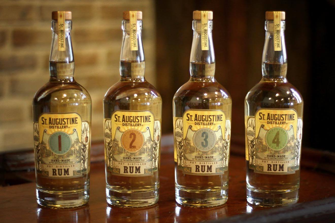St. Augustine Distillery Unveils Rum Discovery Series