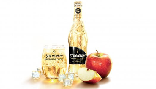 Strongbow Hard Apple Ciders make this Fall Strongbow Season