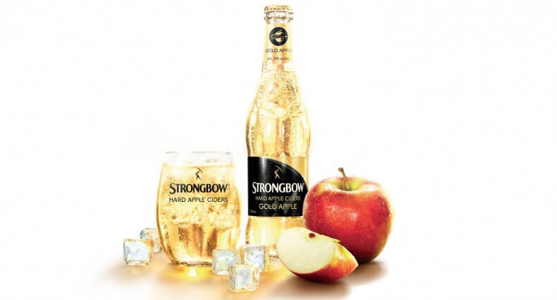 Strongbow® Hard Apple Ciders make this Fall Strongbow Season