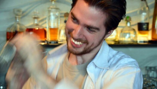 Featured Mixologist Benjamin Pozar