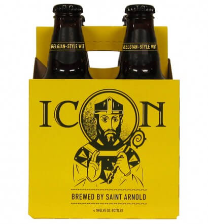 St. Arnold Releases Icon Gold Belgian-Style Wit