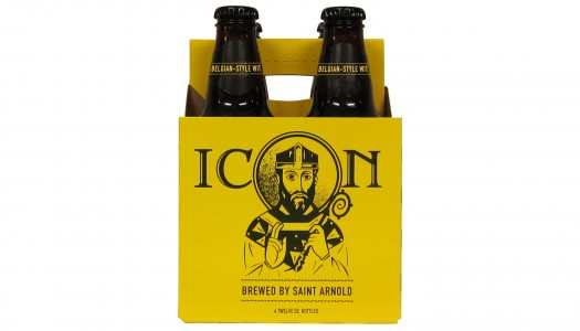 Saint Arnold Releases Icon Gold Belgian-Style Wit