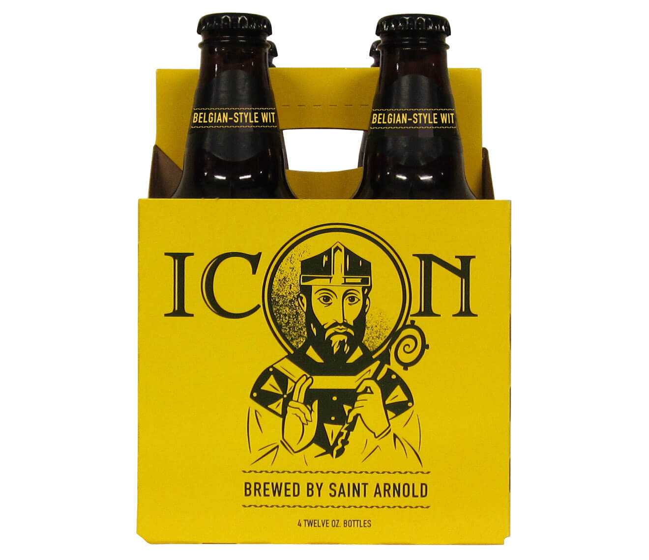 Icon Gold Belgian-Style Wit Four Pack