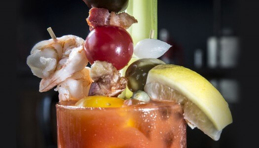 Bloody Marys at Station, Long Island City, NY – Location of the 1988 Movie 'Cocktail'