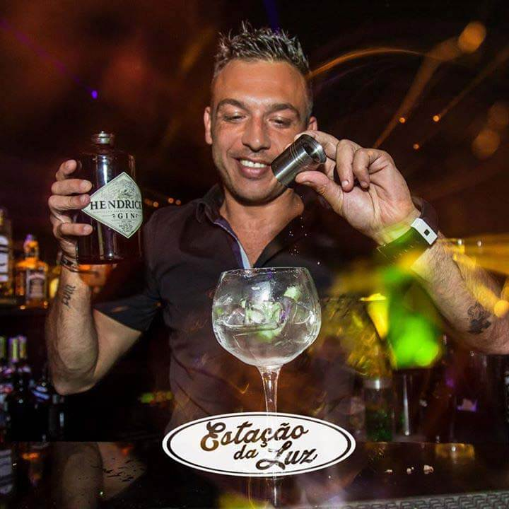 Featured Mixologist Bruno Pinella