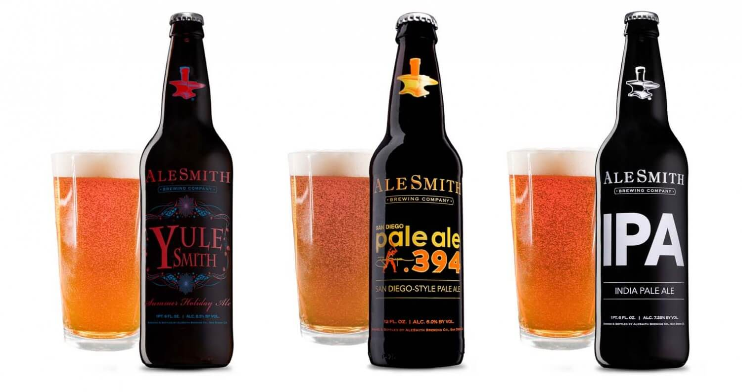 3 Must Try Craft Beers From AleSmith Brewing San Diego