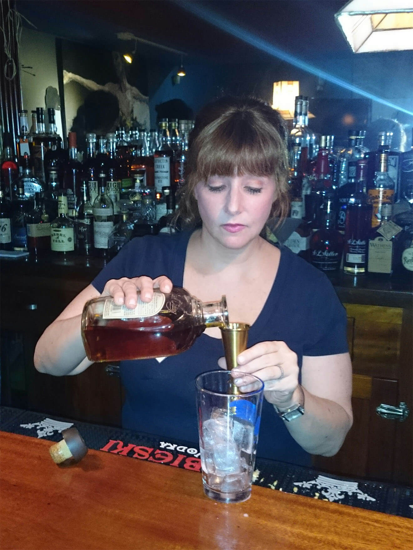 Featured Mixologist Paula Lukas