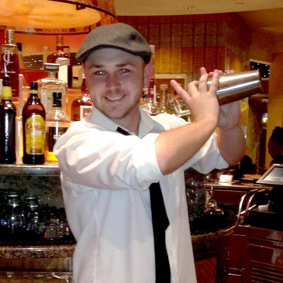 Featured Mixologist Vedad Pitnjakovic