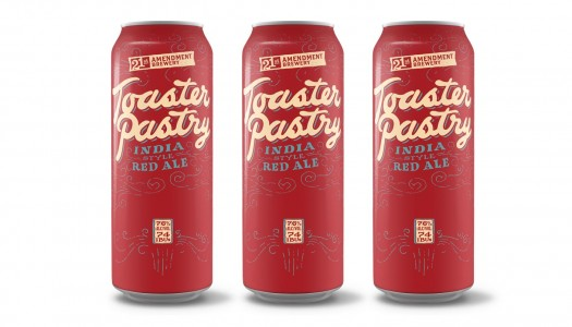 "Pop-Tart Beer is Here! 21st Amendment Brewery Unwraps ""Toaster Pastry"""