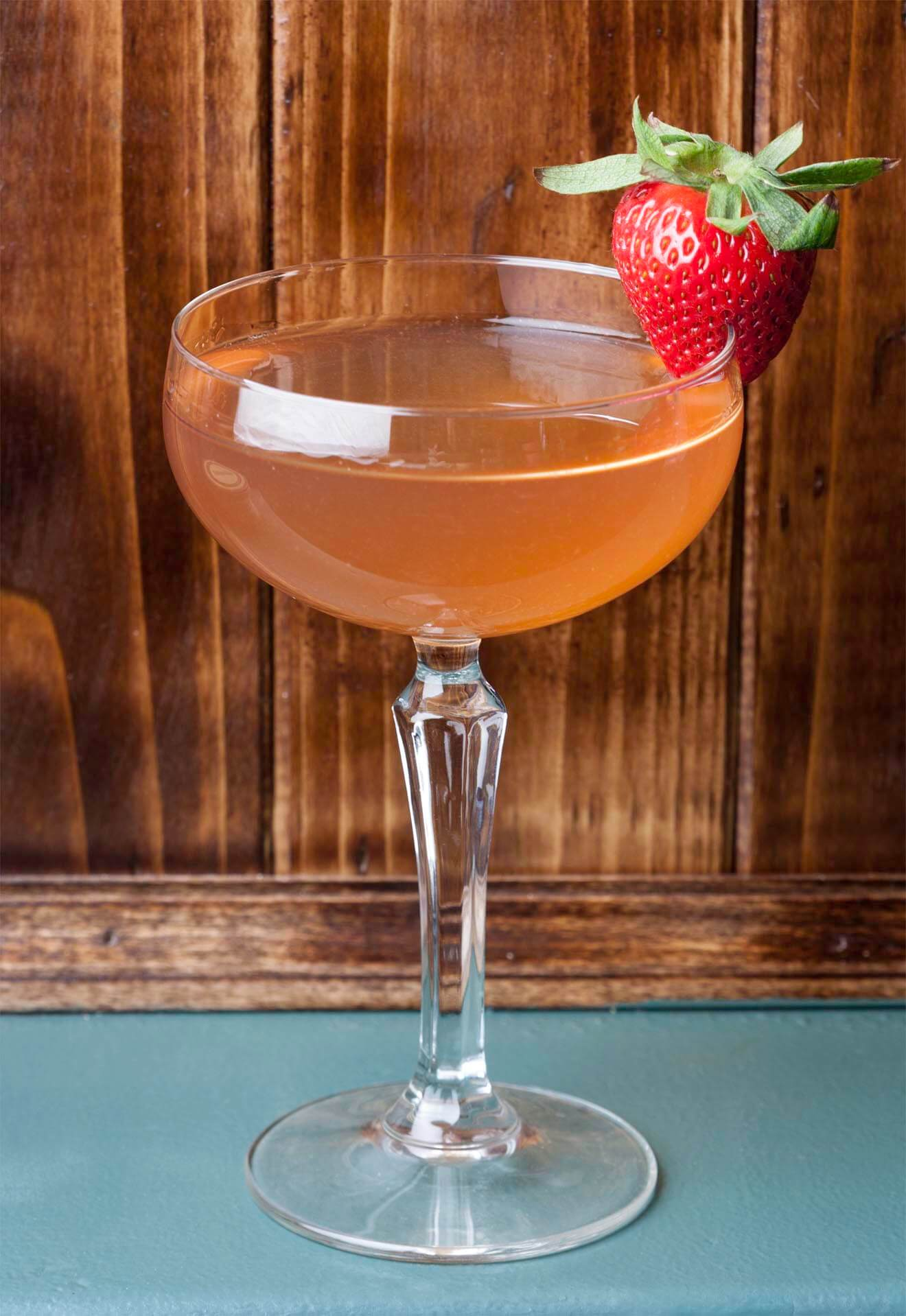 Chilled Drink of the Week: Berry Barracuda