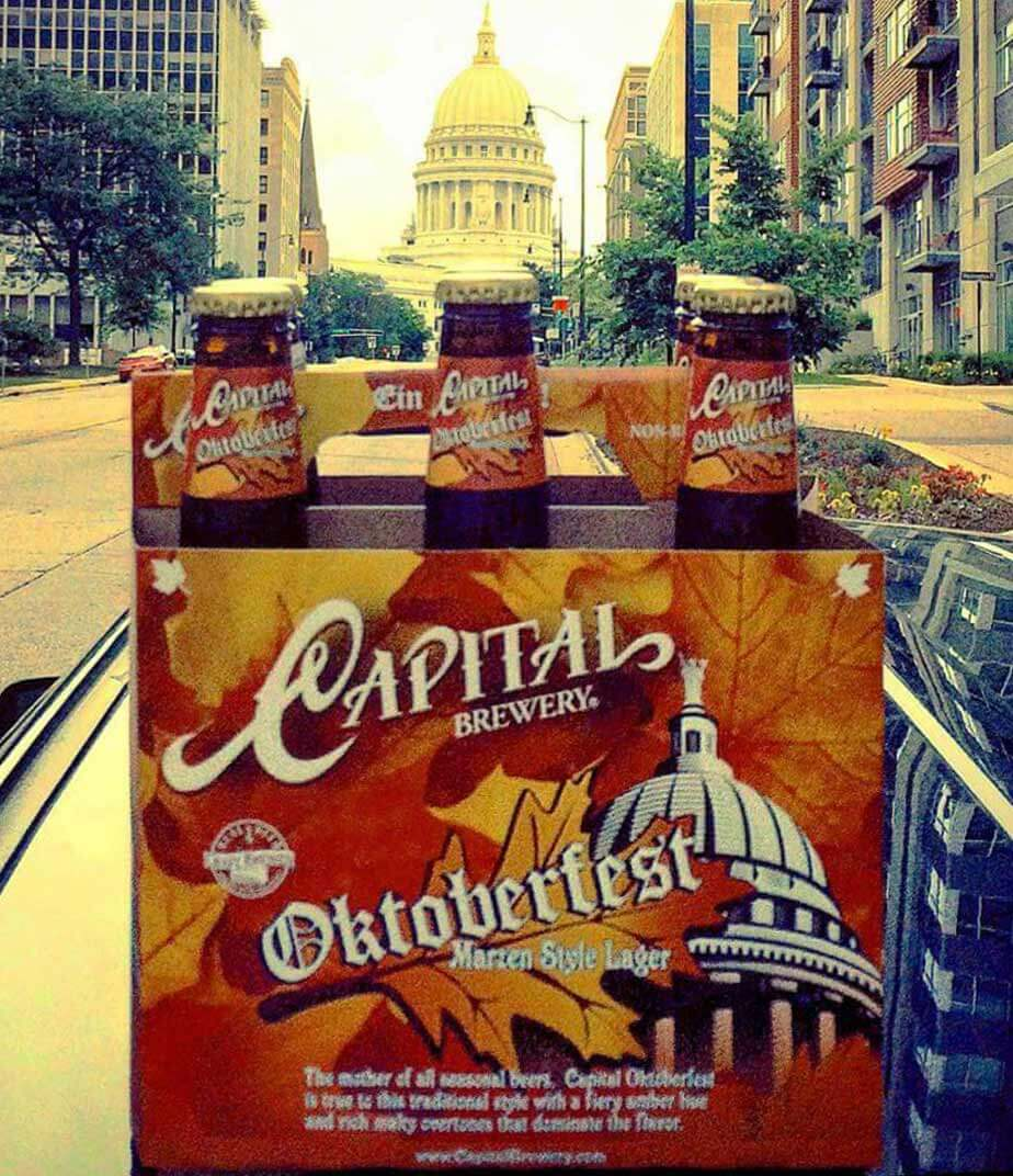 Capital Brewery 6 Pack