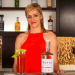 Charlotte Reyka Vodka video, bartending magic