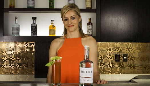 Reyka Vodka Kicks Off Bartending Magic Video Series