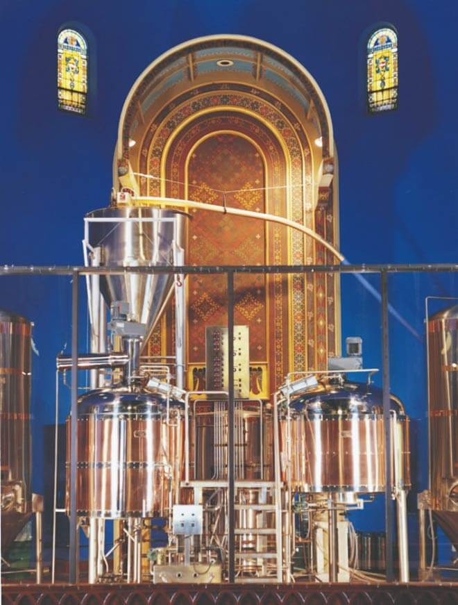 Church Brew Works Still