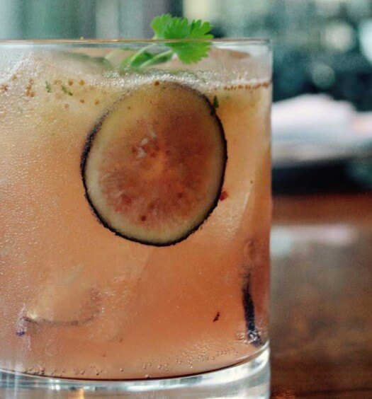 Chilled Drink of the Week: Fig & Whistles