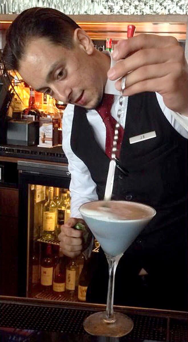 Featured Mixologist JR Cook