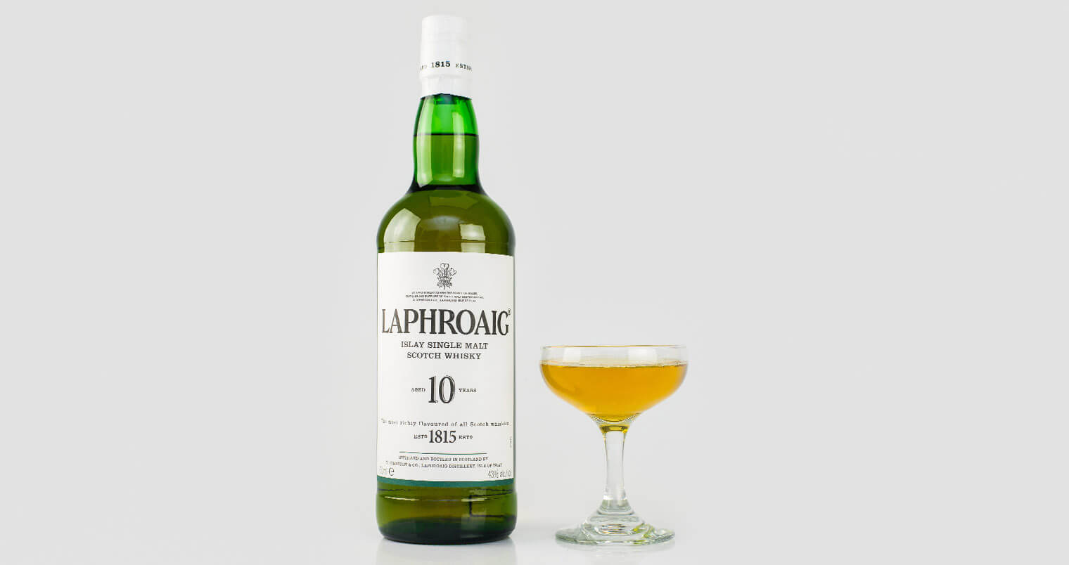 Must Mix: Laphroaig Cocktails