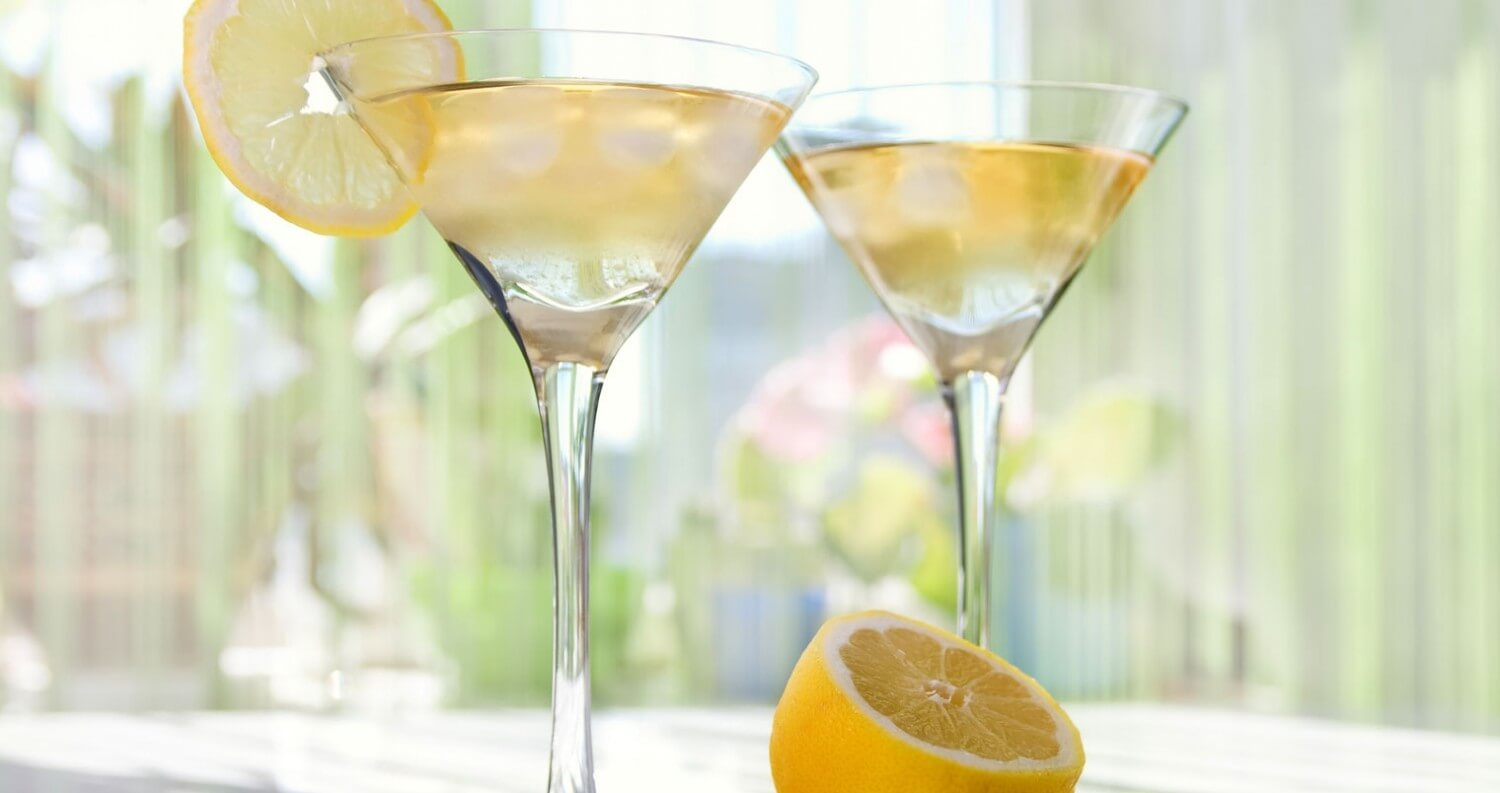 Pucker Up with 4 Lemon Drop Cocktails