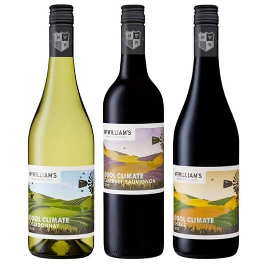 McWilliams Cool Climate Wines