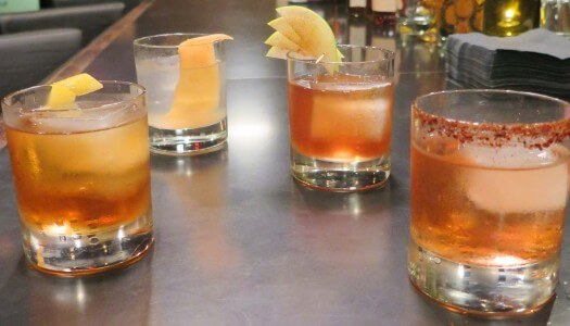 """4 """"New"""" Old Fashioned Cocktails"""