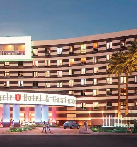 The Bicycle Hotel & Casino Arrives in Los Angeles on December 1, 2015