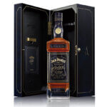 Jack Daniel's Sinatra Century bottle and package