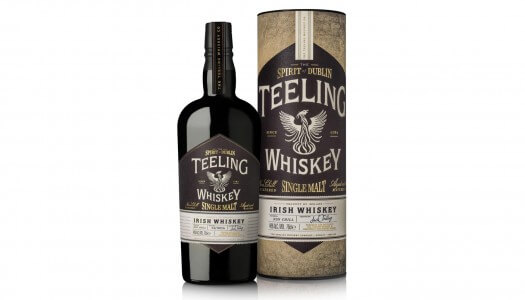 Teeling Whiskey Expands Portfolio with Single Malt Whiskey Expression