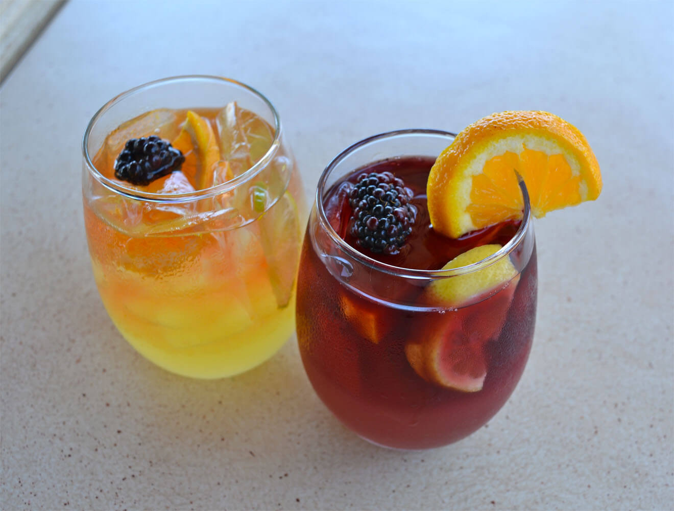 Twenty20 Sangria Cocktails