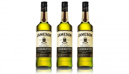 Jameson & Irish Craft Beer Join Forces with Jameson Caskmates Whiskey