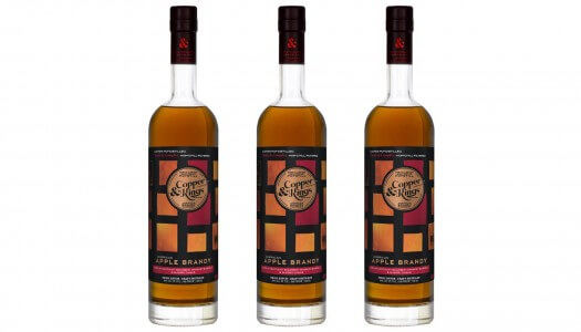 Copper & Kings American Brandy Co. Launches New Apple Brandy