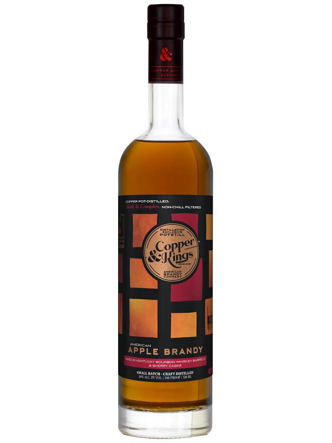 Copper Amp Kings American Brandy Co Launches New Apple