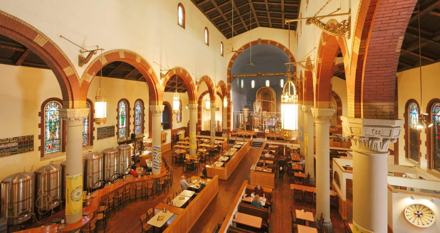 9 Craft Breweries Revitalize Historic Buildings