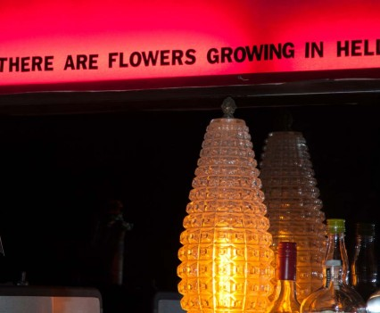 There Are Flowers Growing in Hell