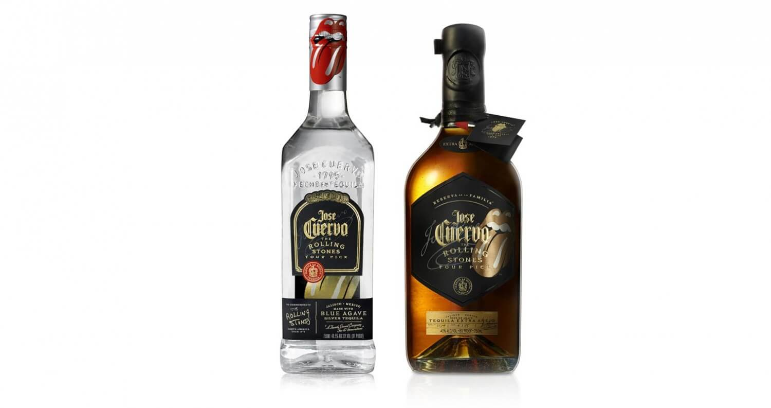 Salute the Rolling Stones with Special Edition Jose Cuervo