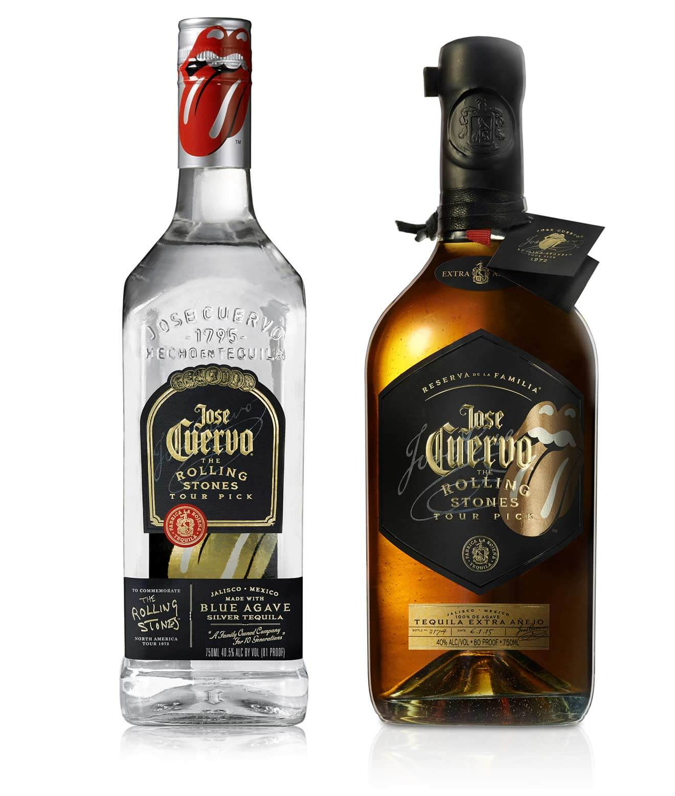 Jose Cuervo Special Edition Bottles