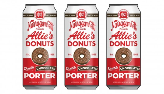 Narragansett Beer Releases Allie's Double Chocolate Porter