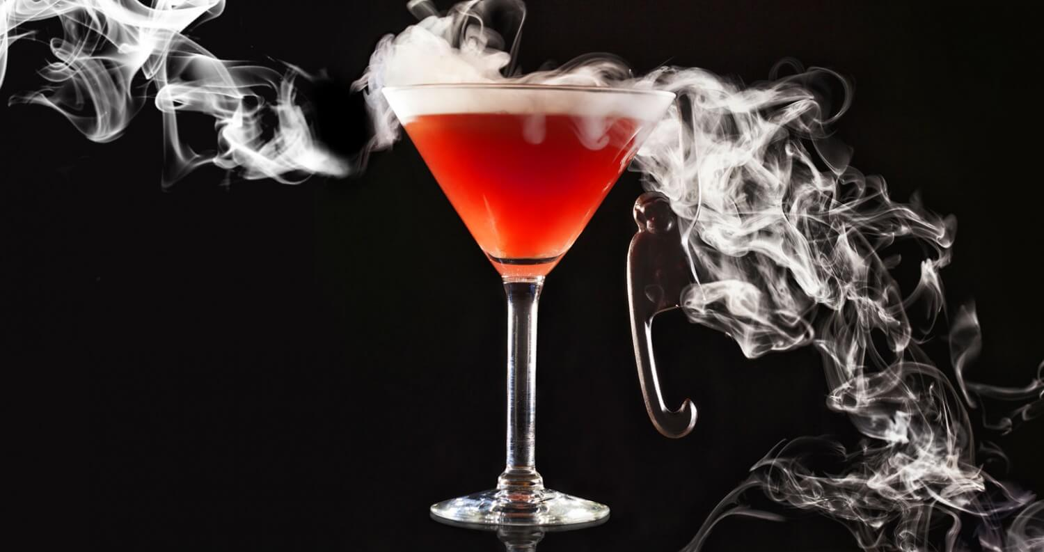 5 Outrageous Cocktails... You Know You Want 'Em
