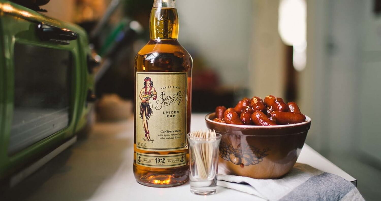 Celebrate Labor Day Weekend with Sailor Jerry Spiced Rum Cocktails and BBQ Recipes