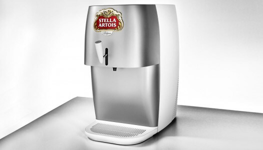 Stella Artois NOVA Introduces Stylish Innovation in Draught Beer