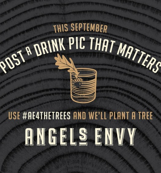 Angel's Envy To Plant 4,000 White Oak Trees After 'Toast the Trees' Initiative