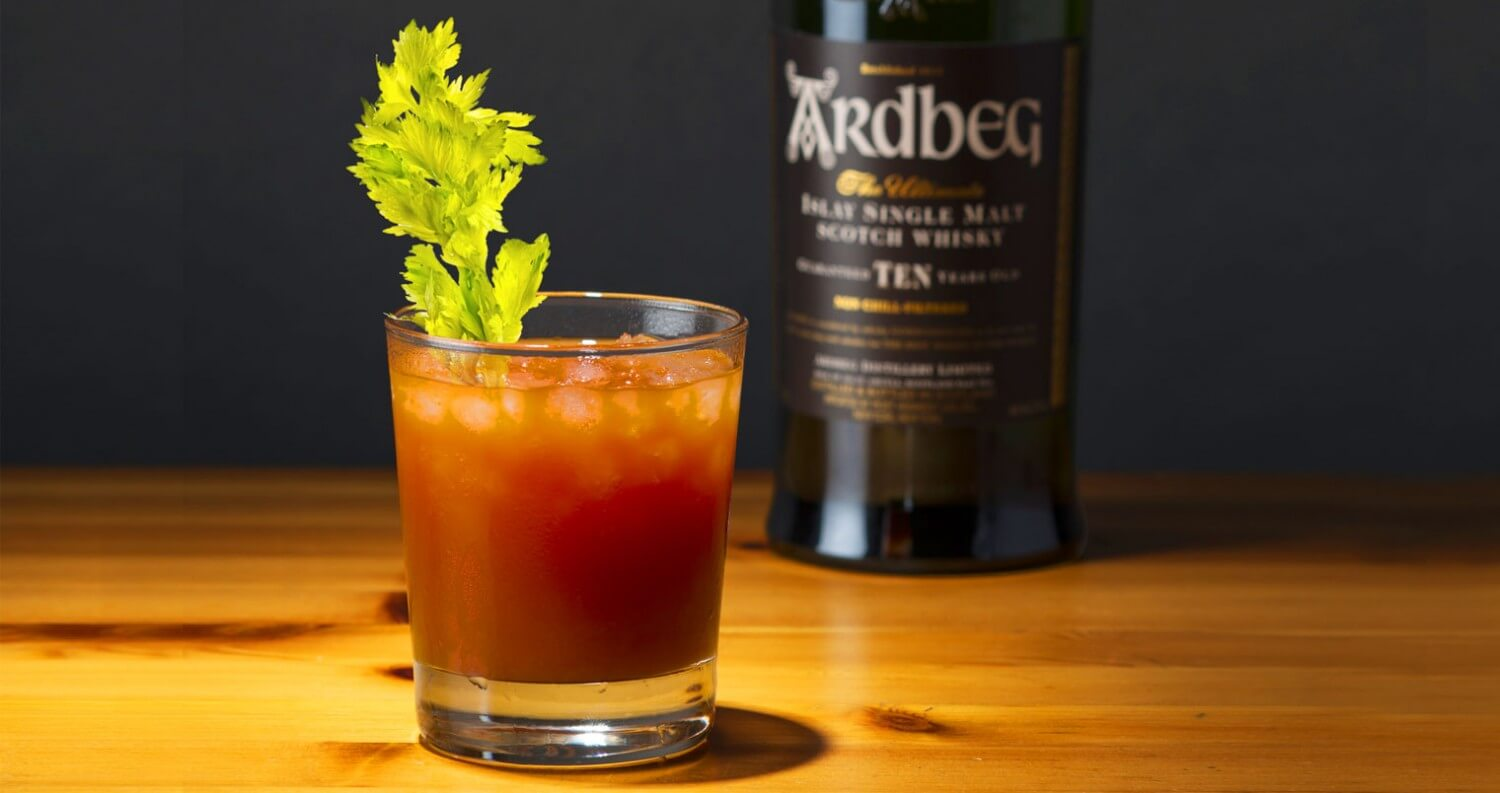 Must Mix: Ardbeg Whisky Cocktails