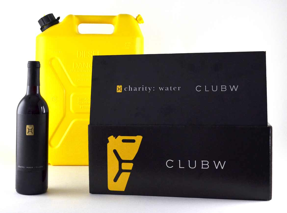 Club W Charity Water