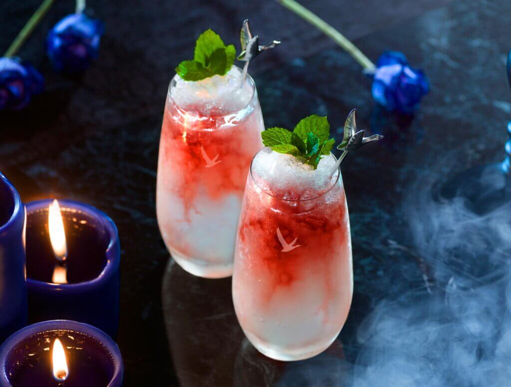 halloween cocktails from grey goose vodka chilled magazine
