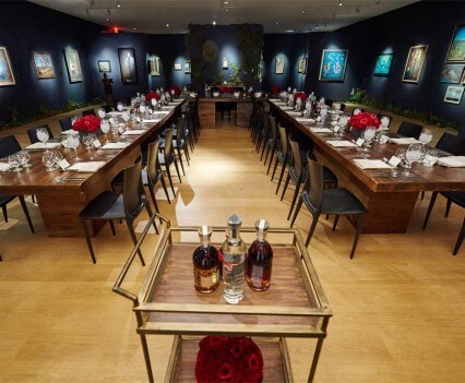 Exhibition Dining Room