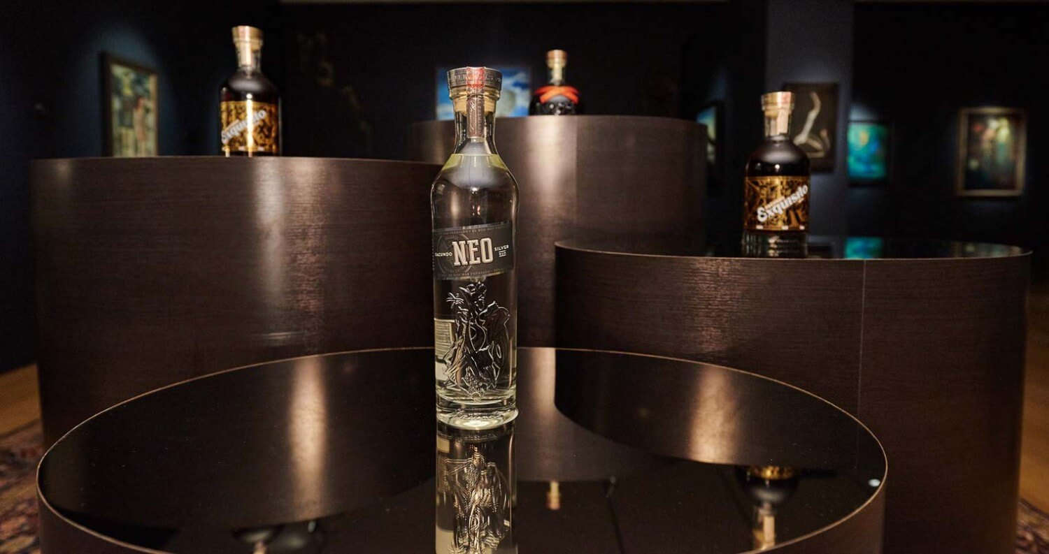 The Facundo Rum Collection Reimagines Art at Sotheby's
