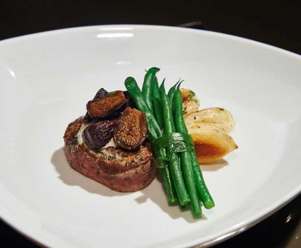 Grilled Aged Filet Mignon